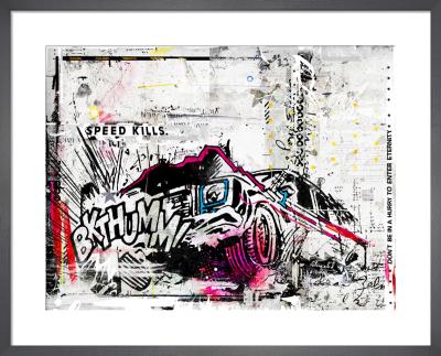 Speed Kills by Teis Albers