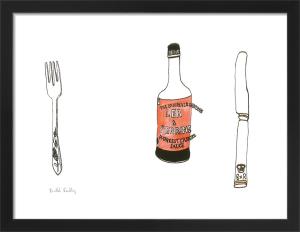 Lea & Perrins by Rachel Eardley