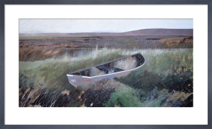 Salthouse Wreck by Andrew Lansley