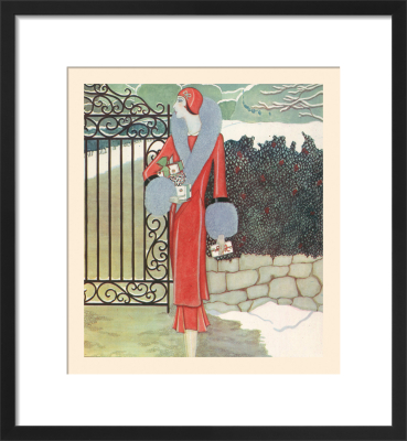 Rhapsody in Red by Gordon Conway