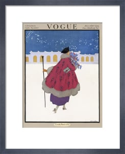 Vogue 1 Decemeber 1919 by Helen Dryden