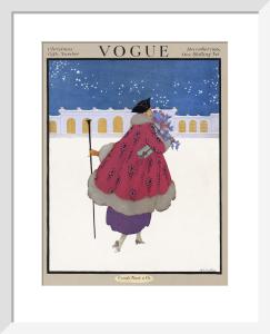 Vogue 1 December 1919 by Helen Dryden