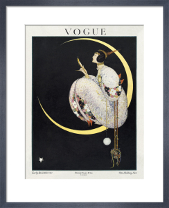 Vogue Early December 1917 by George Wolfe Plank