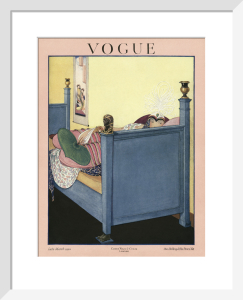 Vogue Late March 1920 by George Wolfe Plank