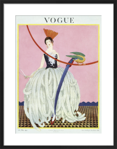Vogue Late May 1922 by George Wolfe Plank