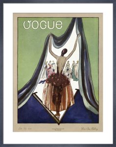 Vogue Late July 1924 by George Wolfe Plank