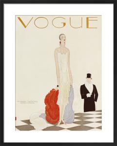 Vogue Late December 1925 by Eduardo Benito