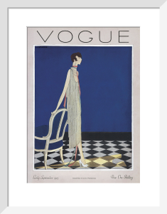 Vogue Early September 1925 by Harriet Meserole