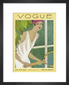 Vogue Late June 1927 by Harriet Meserole
