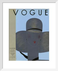 Vogue 9 January 1929 by Eduardo Benito