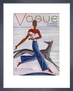 Vogue 11 June 1930 by Eduardo Benito