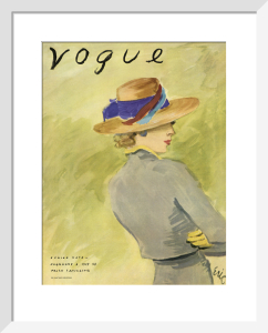 Vogue 3 February 1931 by (Eric) Carl Erickson