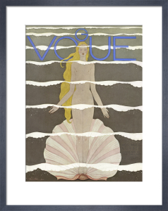 Vogue 8 July 1931 by Georges Lepape