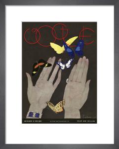 Vogue 9 December 1931 by Georges Lepape