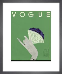 Vogue 27 April 1932 by Eduardo Benito