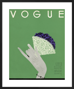 Vogue 27 April 1932 by Eduardo Benito