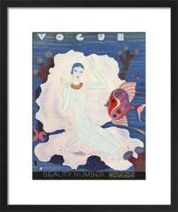 Vogue 23 August 1933 by Eduardo Benito