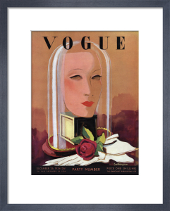 Vogue 26 December 1934 by Alix Zeilinger