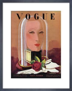 Vogue 26 December 1934 by Alex Zeilinger