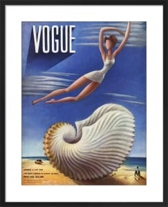 Vogue 4 August 1937 by Miguel Covarrubias