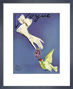 Vogue 3 March 1937 by Raymond de Lavererie