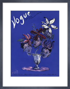 Vogue 13 April 1938 by Christian Bérard