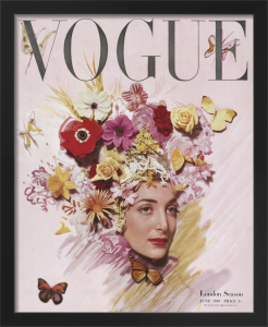 Vogue June 1949 by Cecil Beaton