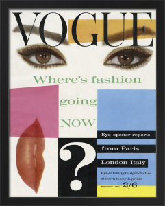 Vogue 1 September 1961 by Anonymous