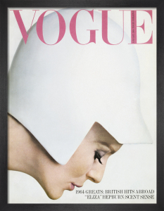 Vogue January 1964 by Brian Duffy
