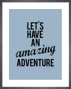 Amazing Adventure by Nick Cranston