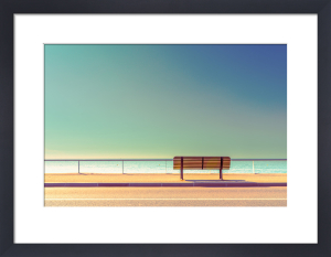 The Bench by Arnaud Bratkovic