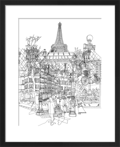 Paris by David Bushell