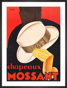 Chapeau Mossant by Olsky