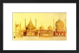Royal Pavilion, Brighton by John Nash