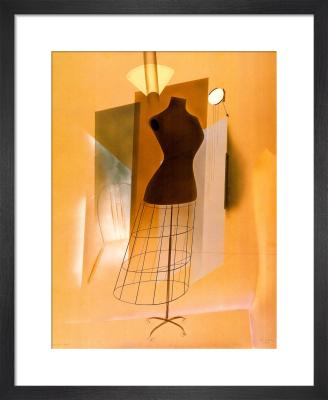 La Voliere by Man Ray