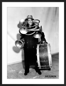 Duke Ellington, Hollywood, 1934 by Anonymous