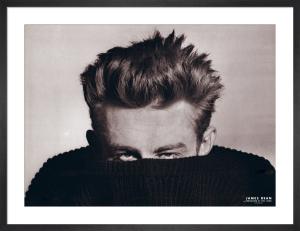 James Dean by Phil Stern