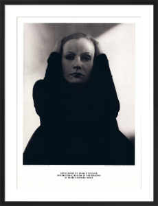 Greta Garbo, 1928 by Edward Steichen