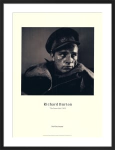 Richard Burton - The Desert Rats by Bob Willoughby