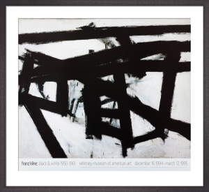 Mahoning, 1956 by Franz Kline