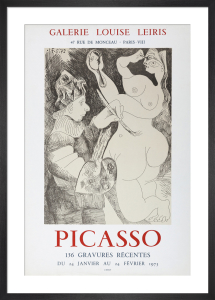 156 Gravures Recentes, 1973 by Pablo Picasso