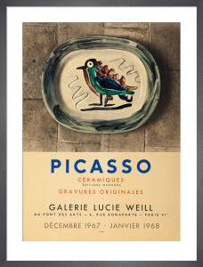 Picasso Ceramics, 1967 by Pablo Picasso