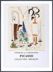 L'Atelier de Cannes, 1988 by Pablo Picasso