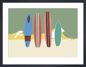 Surf Boards by Hello Marine