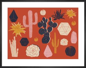 Cactus Orange by Hello Marine