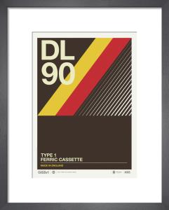 Cassette - DL90 by Neil Stevens