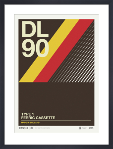 Cassette - DL90 by Neil Stevens