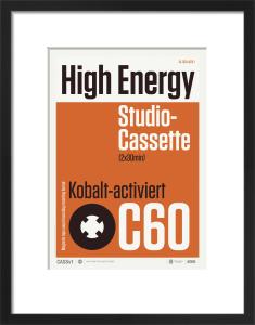 Cassette - High Energy by Neil Stevens