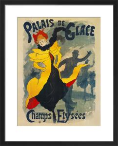 Palais de Glace by Jules Cheret