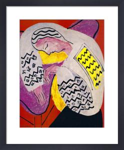 The Dream, 1940 by Henri Matisse